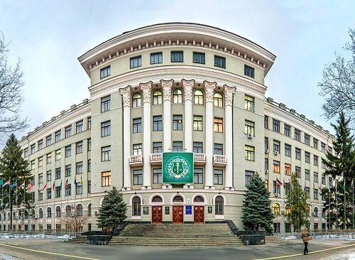 Unniversite de medecine de Kharkov