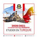 Conditions et Visa pour études en Turquie pour les Marocains