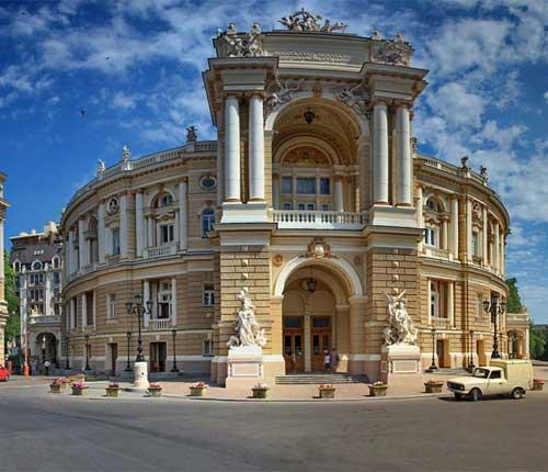 étudier la médecine a Odessa
